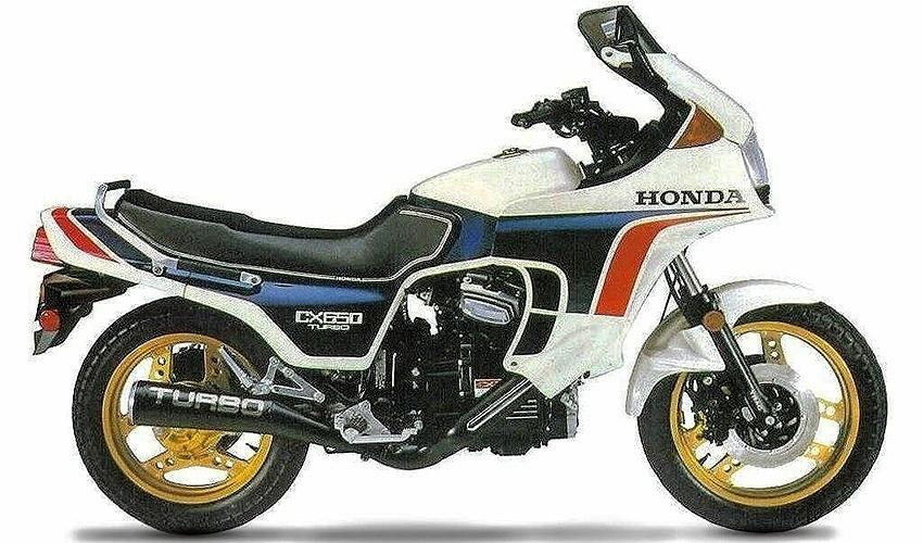Honda CX 650 T