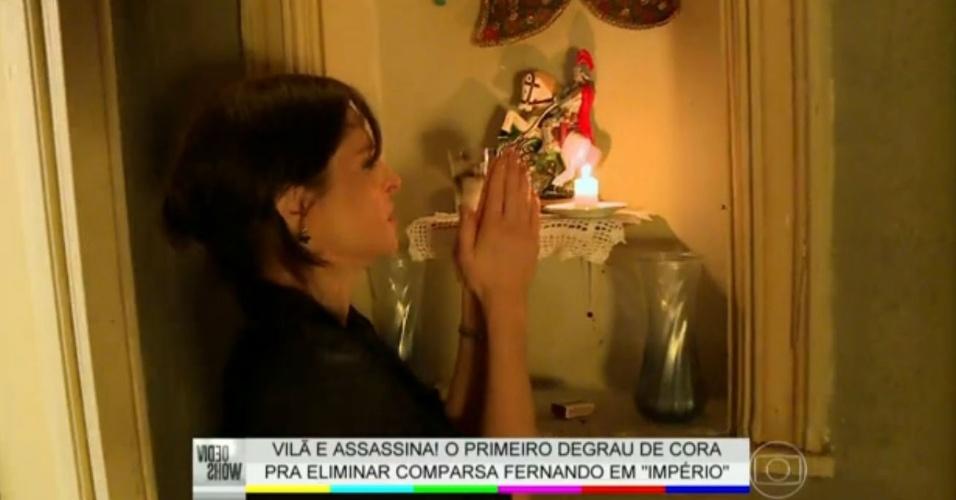 19.nov.2014 - Drica Moraes