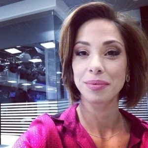 A jornalista Neila Medeiros