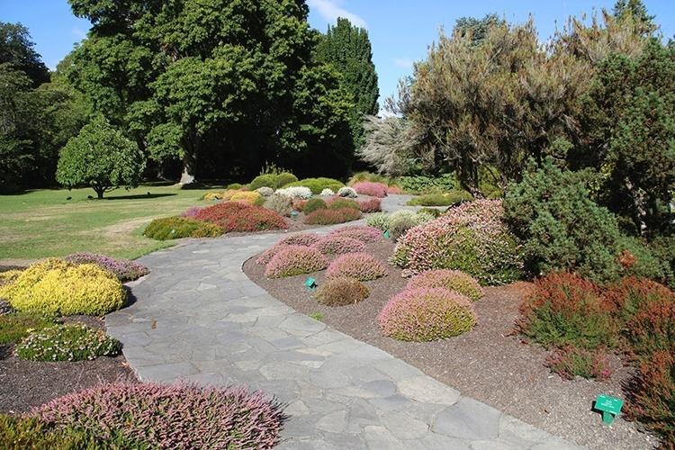 Jardim Botânico de Christchurch   Christchurch (Nova Zelândia): É considerado um oásis de Christchurch, com 21 hectares que são uns dos principais motivos de ser conhecida como a cidade jardim.
