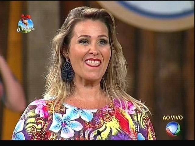 Andréia Sorvetão em