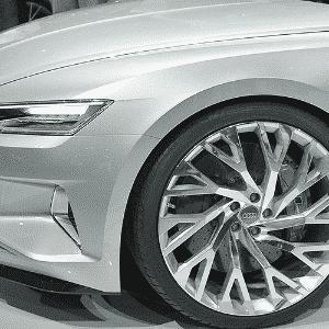 Audi Prologue Concept - Newspress
