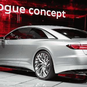 Audi Prologue Concept - Lucy Nicholson/Reuters