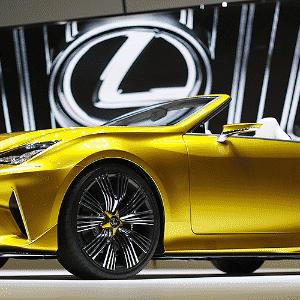 Lexus LF-C2 Concept - Mario Anzuoni/Reuters