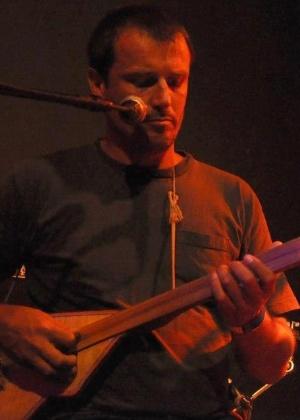 O músico, Luciano Leindecker, da banda Cidadão Quem - Reproduão/Facebook
