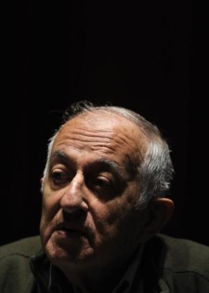 O escritor espanhol Juan Goytisolo, vencedor do Prêmio Cervantes 2014 - John MacDougall/AFP Photo