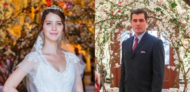 """Em """"Alto Astral"""", Laura desistirá de casar com Marcos no altar"""