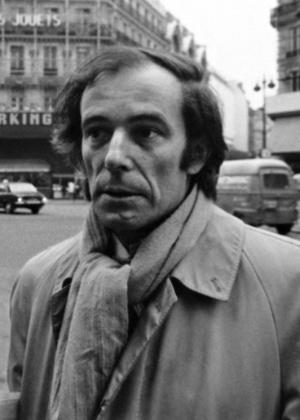 O poeta francês Bernard Heidsieck - Reprodução