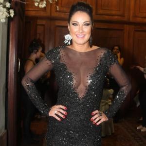 Hellen Ganzarolli está confirmada na cobertura do Carnaval do SBT - Thiago Duran/AgNews