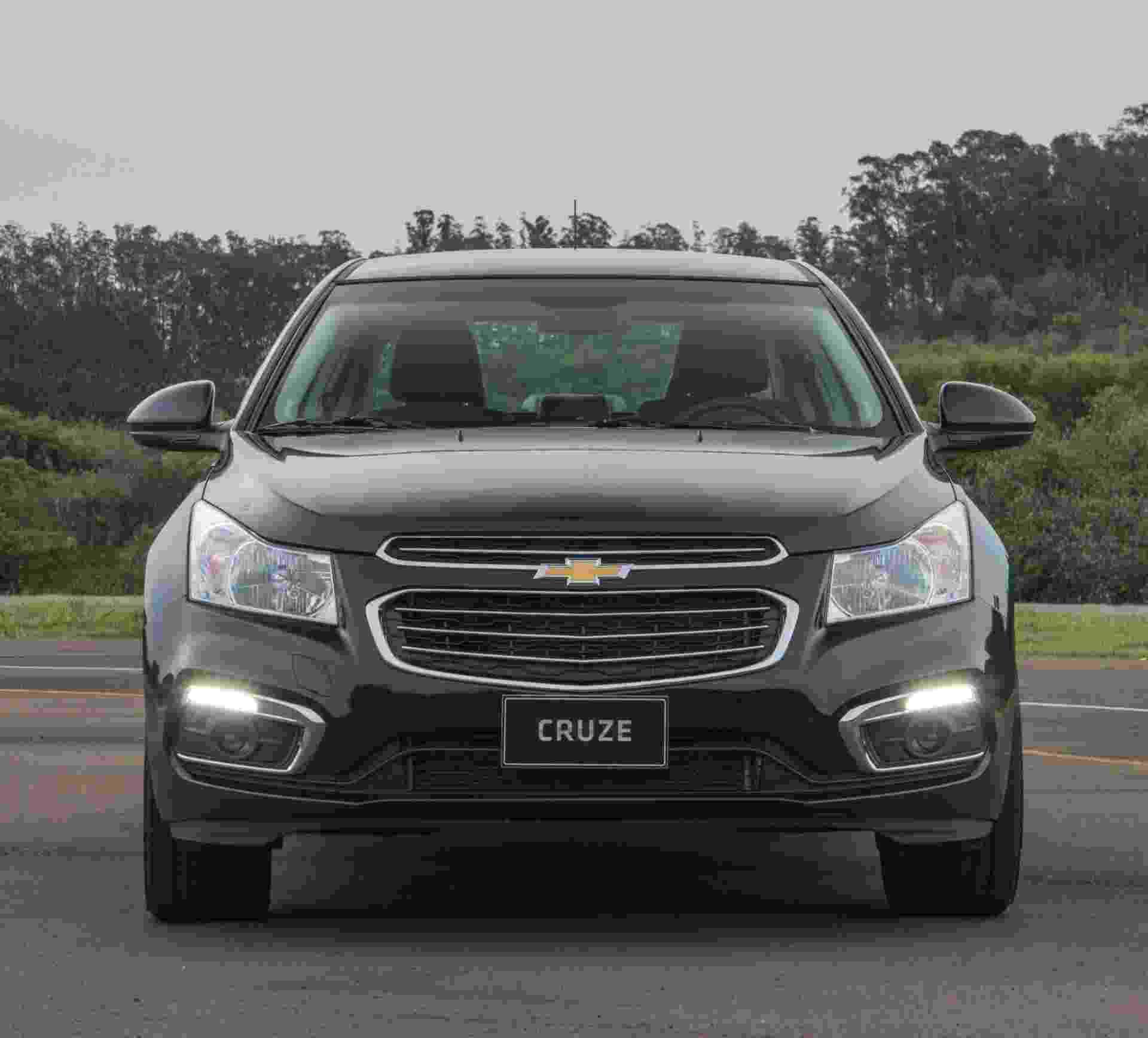 Chevrolet Cruze 2015 - Divulgação