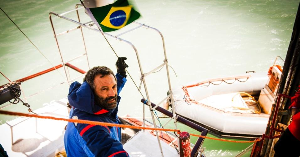 """O oceanógrafo Miguel (Domingos Montagner) é o protagonista de """"Sete Vidas"""", próxima novela das seis da Globo, com previsão de estreia para março de 2015"""