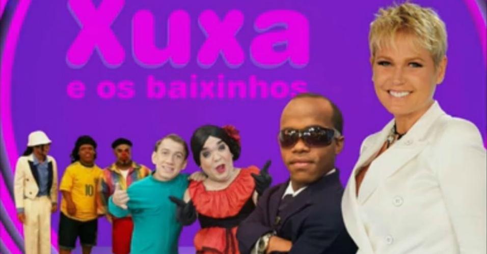 26.nov.2014 - Xuxa