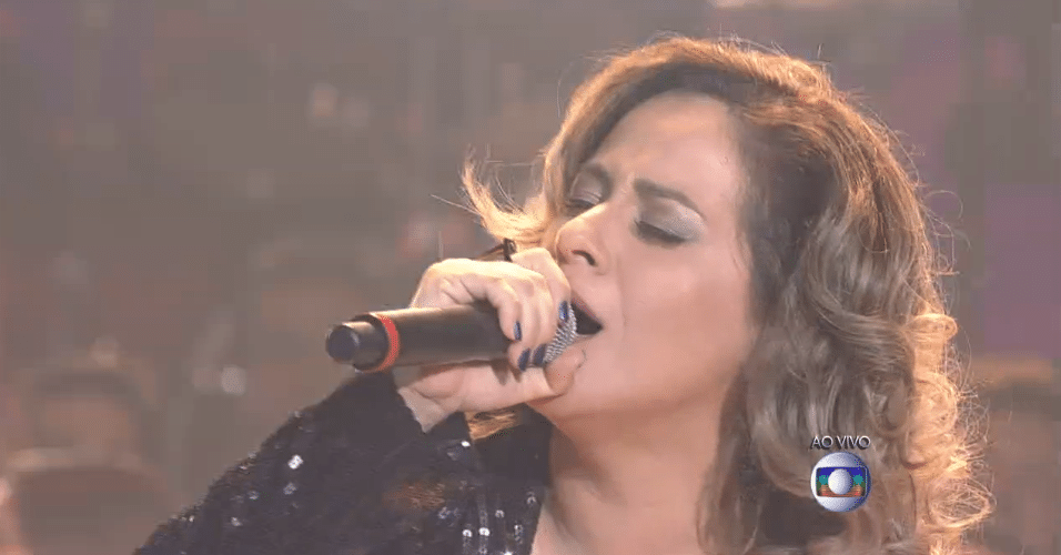 27.nov.2014 - Paula Marchesini mostrou atitude com