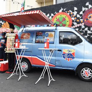 Food Truck FiShips, Butantan Food Park, São Paulo, SP - Murilo Góes/UOL