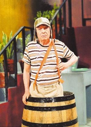 """Chaves"" é exibido no SBT desde 1984"