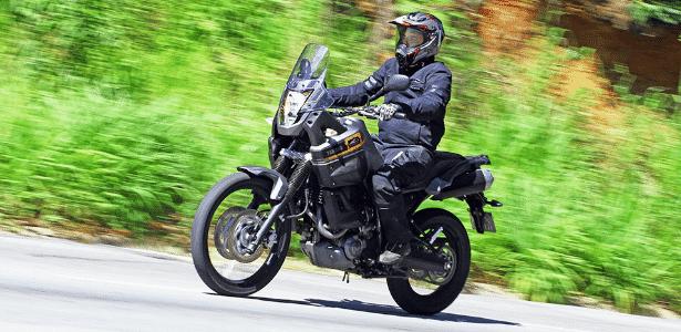 Yamaha Ténéré é uma das poucas motos nacionais que já oferecem o ABS - Mario Villaescusa/Infomoto