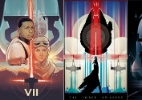 """Pôsteres de fãs para """"Star Wars 7"""" poderiam ser oficiais - Reprodução"""