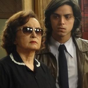 """Joana Fomm em cena de """"Boogie Oogie"""""""