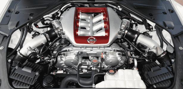 Nissan GT-R 2015 - Murilo Góes/UOL - Murilo Góes/UOL