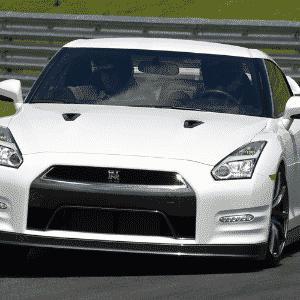 Nissan GT-R 2015 - Murilo Góes/UOL
