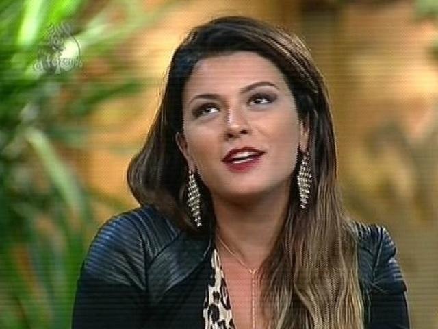 """4.dez.2014 - Disputando sua terceira roça em """"A Fazenda 7"""", Babi Rossi diz o porquê deve permanecer no reality show"""
