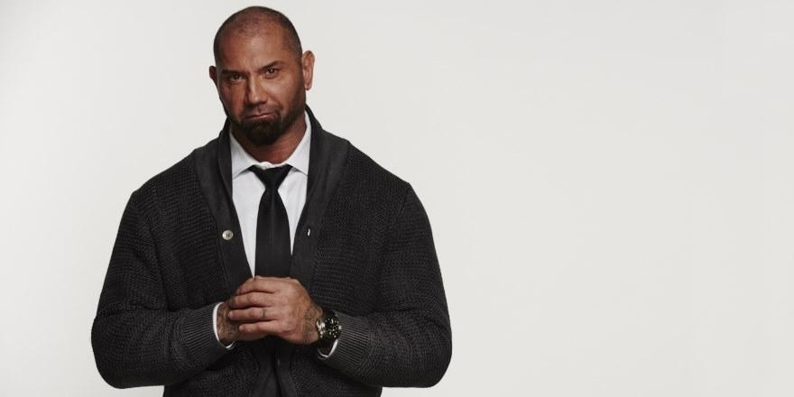 David Bautista será Mr Hinx no próximo filme da saga do espião James Bond, que ganhará o nome de