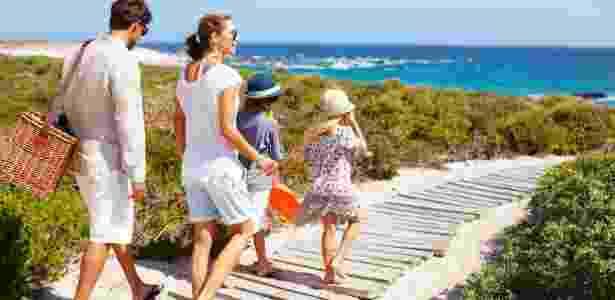 Férias em família deve ser pensada para agradar adultos, adolescentes e crianças - Getty Images
