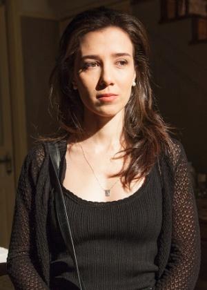 Marjorie voltou à novela como Cora