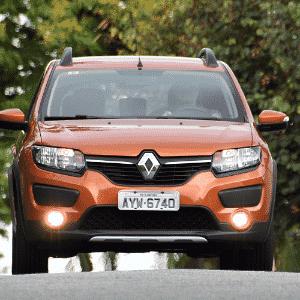Renault Sandero Stepway 2015 - Murilo Góes/UOL