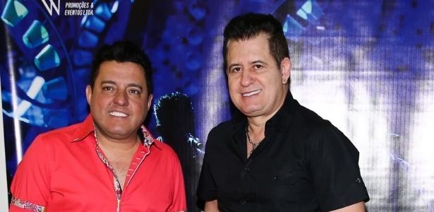 Escolha de Bruno & Marrone encerra os trabalhos do departamento musical da Record - Manuela Scarpa/Photo Rio News