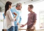 Você pega no pé do seu filho adolescente? - Getty Images