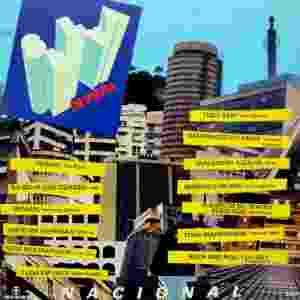 """""""Selva de Pedra"""" (1986) - Vendagem: 359.052 cópias (nacional); 949.362 (internacional) - Reprodução"""
