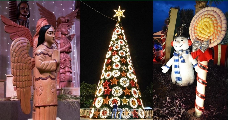 cb6036fd0 Presépios, árvores, luzes: conheça destaques do Natal pelo Brasil. Ver álbum