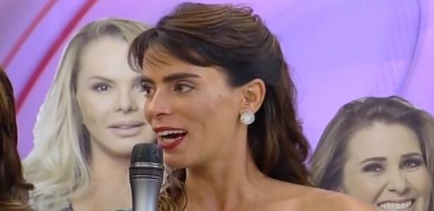 """Heloísa discute com DH no """"Programa da Tarde"""""""