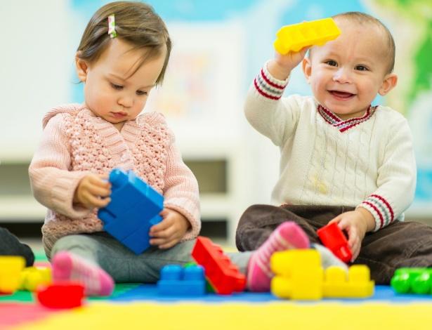 Análise cuidadosa da instituição pode deixar os pais mais tranquilos sobre a creche - Getty Images