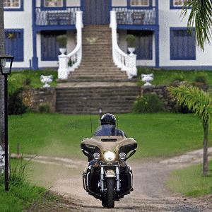 Harley-Davidson Ultra Limited no Vale Histórtico - Mario Villaescusa/Infomoto