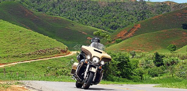 Harley-Davidson Ultra Limited no Vale Histórtico - Mario Villescusa/Infomoto - Mario Villescusa/Infomoto