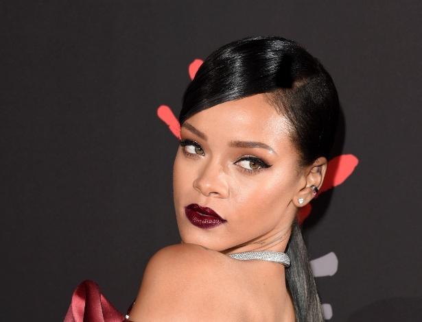 Rihanna é aposta da Puma para coleções femininas - Getty Images