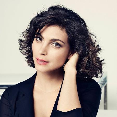 A atriz brasileira Morena Baccarin - Divulgação