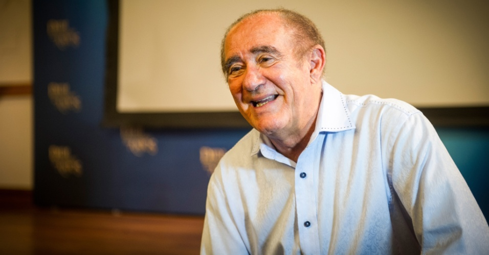 Renato Aragão apresenta o telefilme