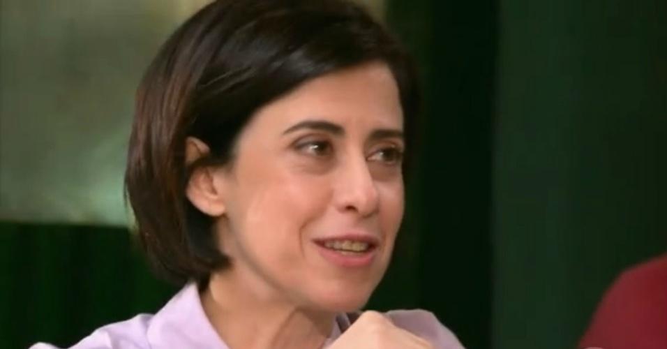 13.dez.2014 - Fernanda Torres