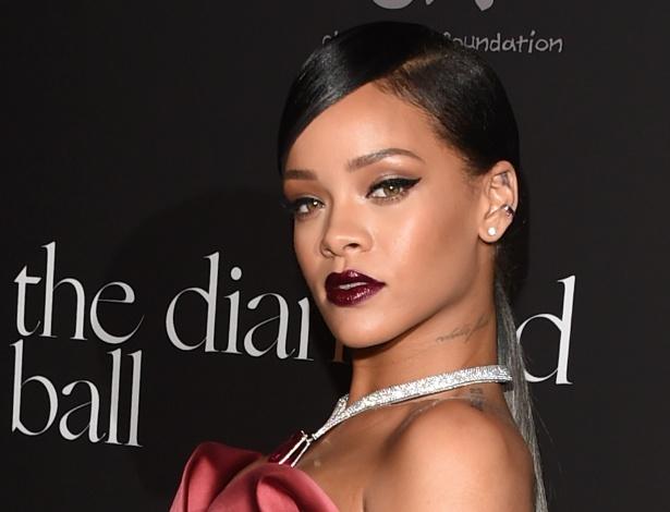 Rihanna é aposta da Puma para coleções femininas como diretora criativa - Getty Images