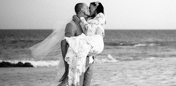 Naya Rivera e Ryan Dorsey esperam seu primeiro filho