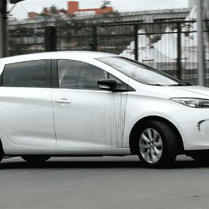 Renault Zoe - Murilo Góes/UOL