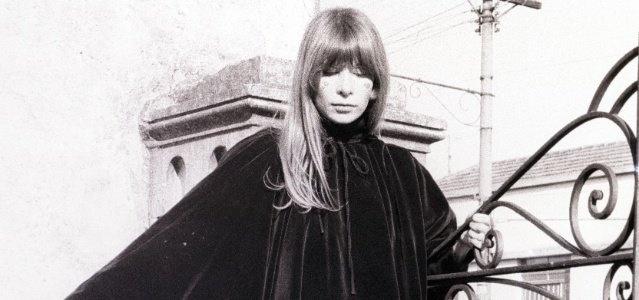 Rita Lee nos anos 60, quando fazia parte dos Mutantes