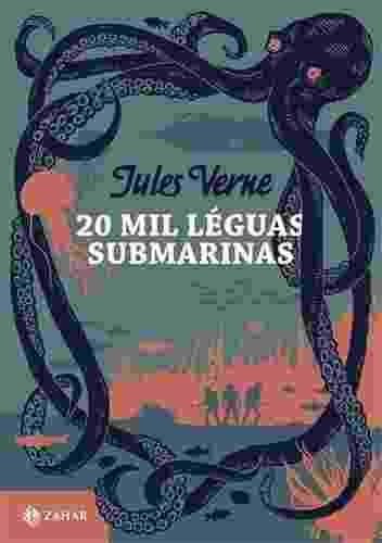 """Capa do livro """"20 Mil Léguas Submarinas"""" - Reprodução"""