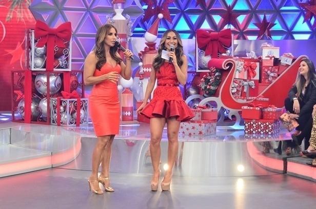 Convidada especial de Sabrina Sato, Ivete Sangalo faz a festa na atração, com apresentação de seus hits, muita emoção e surpresas