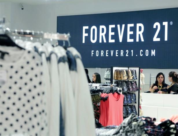 Forever 21 abrirá mais três lojas em São Paulo - Divulgação