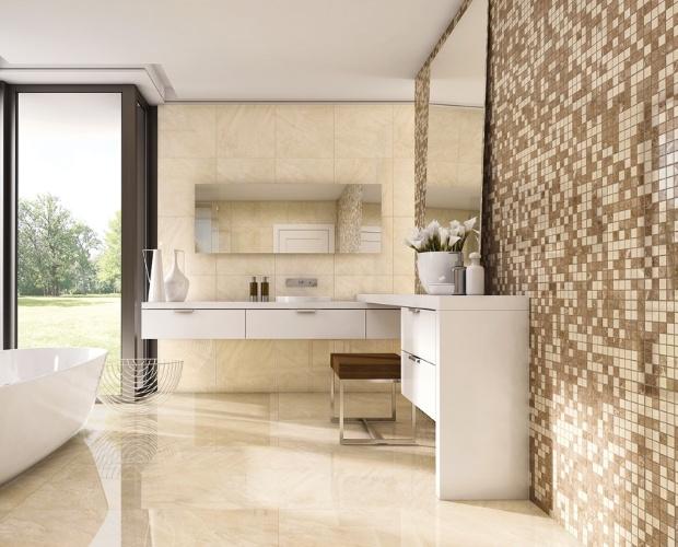 Veja os tipos de cer micas para revestir pisos e paredes e for Ceramica para revestir paredes
