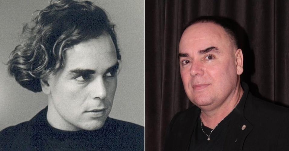 Reinaldo Lourenço - antes e depois